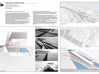 Novi gradski epicentar – višenamenski gradski kompleks kulture