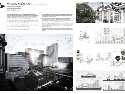 Urbana obnova i rekonstrukcija – Generalštab Nikole Dobrovića