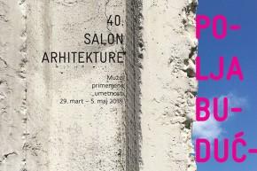 Конкурс: Пратећи програм 40. Салона архитектуре