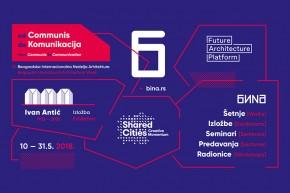 Позив волонтерима: XIII Београдска интернационална недеља архитектуре (БИНА)