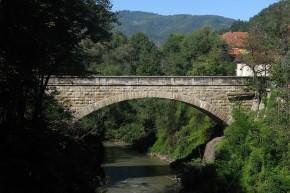 """Конкурс: Урбанистичко–архитектонско решење дела """"Старе чаршије"""" и непосредног окружења – идејно решење новог моста у Ивањици"""