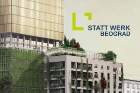 Изложба конкурсних радова са студентског и анкетног конкурса компаније Stattwerk за први балкански еко-центар на Зеленом венцу
