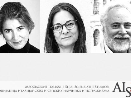 Серија гостујућих предавања: Dr. Elenа Battaglini + Dr. Francesca Giofrè + Piero Meogrossi