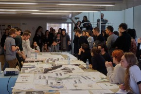 "Collaboration with ETH Zurich: ""Belgrade Unbuilt – Project for Public Landscape"" workshop"