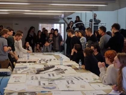 "Сарадња са ЕТХ из Цириха: одржана радионица ""Beograd Unbuilt – Project for Public Landscape"""
