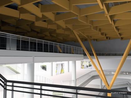 Izrada idejnog projekta hale sa projektom konstrukcije