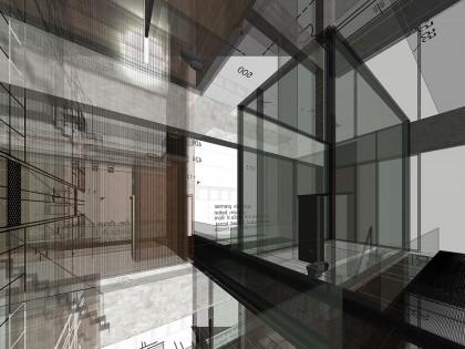 Privremeno stanovanje za gostujuće predavače/prenamena industrijskog u stambeni prostor