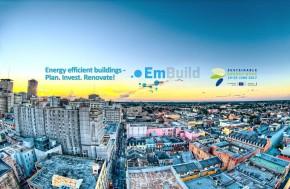 Završna konferencija projekta EmBuild: Energetski efikasne zgrade – Planirajte. Investirajte. Renovirajte!