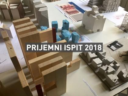 Završetak upisa u prvu godinu studija 2018/19 Arhitektonskog fakulteta