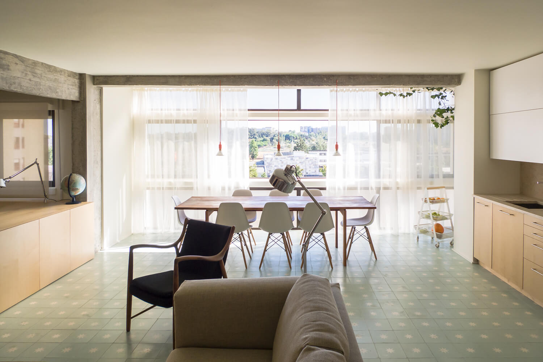 Telheiras Apartment, 2016, Miguel Marcelino © Miguel Marcelino Archive