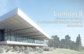 Радионица: Едукација израде архитектонских визуализација у Lumion 8