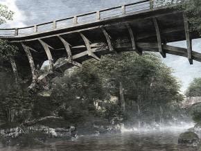 """Резултати конкурса: """"Стара чаршија"""" и непосредно окружење – идејно решење новог моста у Ивањици"""