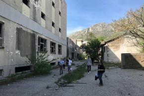"""Радионица у оквиру Мостарских Дана Ориса 2018: """"Mostar 2024: Exploring the urban voids, reinventing the identity"""""""