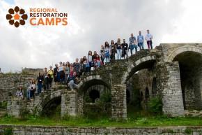 Регионални рестаураторски камп у Рогљеву 2018: Документација градитељског наслеђа – RRC VERNADOC