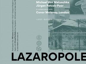 Летња школа архитектуре: Сесија 2018 – Лазарополе, Македонија
