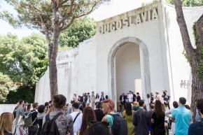 Догађај у КЦБ: Бијенале архитектуре у Венецији / Случај СРБИЈА
