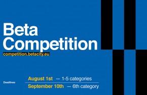 Konkurs: Izložba BETA 2018