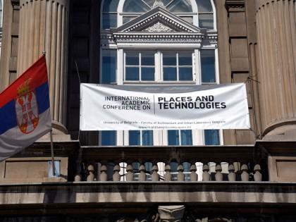 Одржана је конференција Places and Technologies 2018