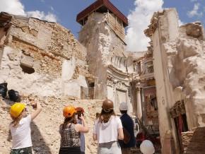 Одржана Лизори летња школа традиционалне архитектуре у Италији – ИНТБАУ 2018