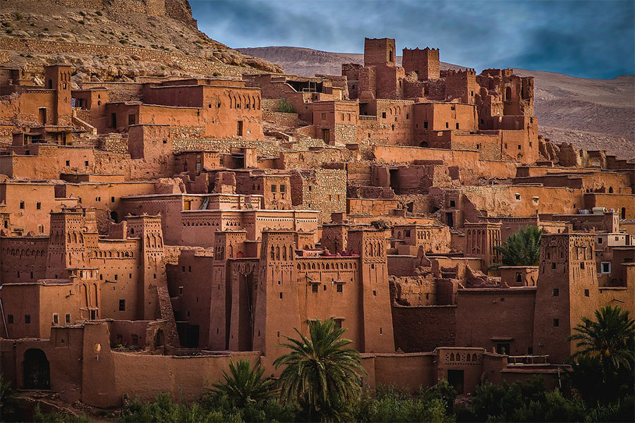 Morocco-Ksar_of_Ait-Ben-Haddou_opt