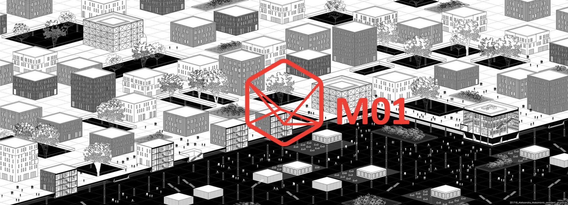 Веб изложба: МАСА и МУАД – Студио М01 – Пројекат 2017/18