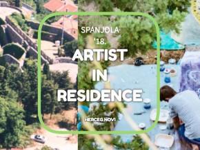 Конкурс за студијски боравак: Фестивал Шпањола, Херцег Нови – Artist in Residence 2018