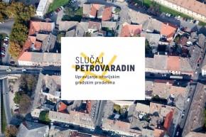 """Јавна презентација: """"Погледи са стране: идеје развоја Петроварадинске тврђаве"""""""