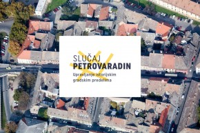 "Javna prezentacija: ""Pogledi sa strane: ideje razvoja Petrovaradinske tvrđave"""