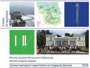"""Projekt """"DANUrB"""": Izložba """"Jačanje kulturnog identiteta na području Dunava"""" – Centar za kulturu Smederevo"""