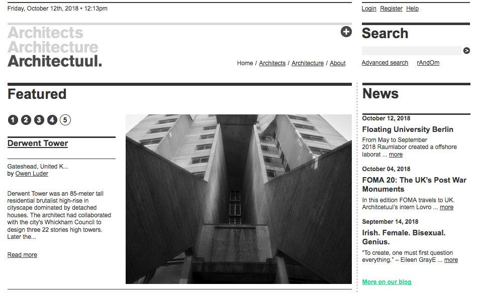 Architectuul_screenshot