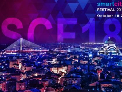 Упознајте будућност урбаних иновација и паметних градова на Smart City фестивалу (19-21.10.2018.)