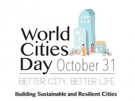 Обележавање Светског дана градова (World Cities Day) 2018 на Архитектонском факултету – 31.10.2018.