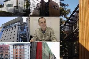 Предавање: Архитектура у контексту – проф. Брaнислaв Mитрoвић
