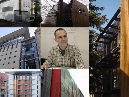 Predavanje: Arhitektura u kontekstu – prof. Branislav Mitrović