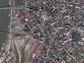 Urbanističko-arhitektonski konkurs za područje Savskog trga i skvera na uglu Karađorđeve i Travničke ulice, Beograd