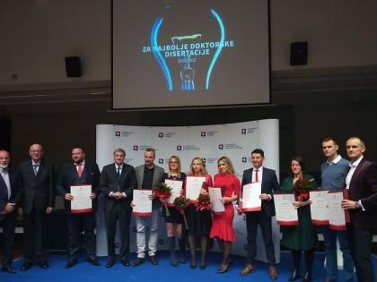 Привредна комора Србије наградила је докторску дисертацију са Архитектонског факултета као једну од 10 најбољих у Србији