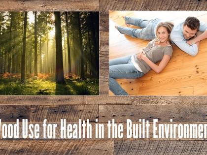 """Гостујуће предавање: """"Употреба дрвета у циљу унапређења здравља у изграђеној средини"""" – др Мајкл Бурнард (Michael Burnard)"""