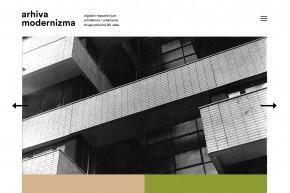 """Digitalni repozitorijum arhitekture i urbanizma druge polovine 20. veka: """"Arhiva modernizma"""""""