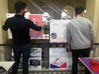 Velika izložba master završnih radova 2017/18. u galeriji Aula