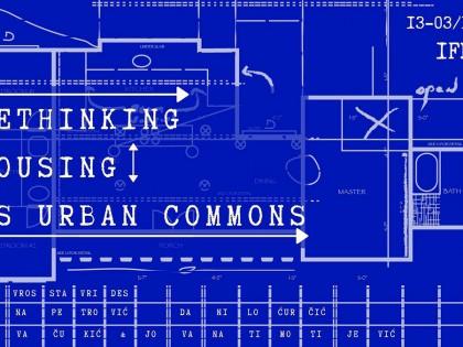 """Seminar sa Stavrosom Stavridesom: """"Promišljanje stanovanja kao urbanog zajedničkog dobra"""" – 13.03.2019."""