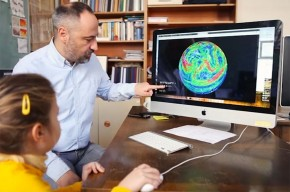 """Gostujuće predavanje: """"Razumevanje klimatskih promena – činjenice i brojke"""" – prof. dr Vladimir Đurđević"""