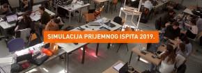 Rezultati održane Simulacije Prijemnog ispita 2019.