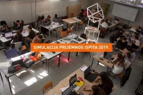 Simulacija Prijemnog ispita 2019. na Arhitektonskom fakultetu – 21.04.2019. (ažurirano!)