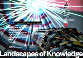 "Летња школа: ILS_Innovative Learning Spaces 2019 – ""Landscapres of Knowledge"", Алгеро, Италија (25-31.08.2019)"