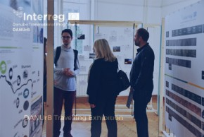 """Project """"DANUrB"""": DANUrB Traveling Exhibition at the Faculty of Architecture in Belgrade, with Stakeholder Meeting and the Screening of """"Donau, Dunaj, Duna, Dunav, Dunarea"""" Film"""