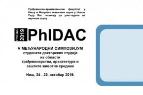 V Међународни симпозијум PhIDAC 2019