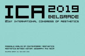 Позив за волонтере на ICA 2019 Београд – 21. међународном конгресу за естетику