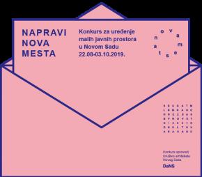 """""""Нова места"""" – Конкурс за дизајн малих јавних простора у Новом Саду"""