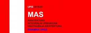 Upis u prvu godinu MAS 2019/20: DINAMIKA UPISA i UPUTSTVO ZA UPIS – drugi dan upisa