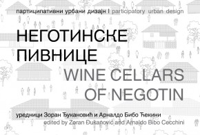 Promocija knjige – NEGOTINSKE PIVNICE: PARTICIPATIVNI URBANI DIZAJN